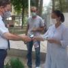 Санҷиш дар Ширхоргоҳ-кӯдакистонҳои №41 ва №157 шаҳри Душанбе