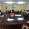 Уполномоченный по правам ребенка Республики Таджикистан Хабибулозода Р.  с рабочим визитом посетила города Бустон и Канибадам в Согдийской области.